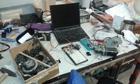 The elctronics workbench